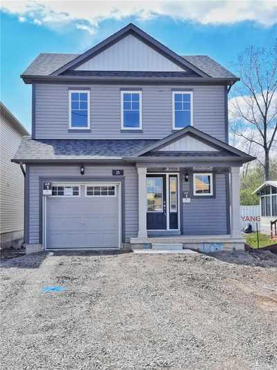 25 Tumblewood Place,  H4106356, Welland,  for rent, , Brian Martinson, Royal LePage Macro Realty, Brokerage*