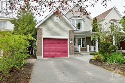 37 SILVER HORSE CRESCENT,  1240990, Ottawa,  for sale, , Megan Razavi, Royal Lepage Team Realty|Real Estate Brokerage
