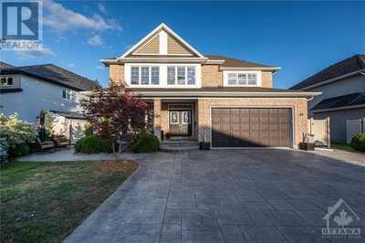 318 CRESTON VALLEY WAY,  1232717, Ottawa,  for sale, , Megan Razavi, Royal Lepage Team Realty|Real Estate Brokerage
