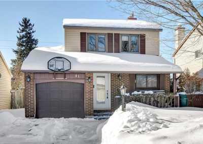 41 TEEVENS DR  ,  1226405, Ottawa,  sold, , Marina Karshuli, Right at Home Realty Inc., Brokerage*