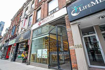 596 Yonge St,  C4910405, Toronto,  for sale, , Ammar Kailani, Right at Home Realty Inc., Brokerage*