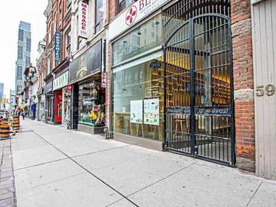 596 Yonge St,  C4910413, Toronto,  for sale, , Ammar Kailani, Right at Home Realty Inc., Brokerage*