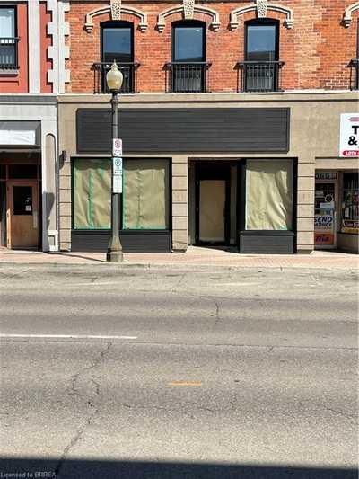 122-124 DALHOUSIE Street,  40102257, Brantford,  for lease, , Amy Sheffar, RE/MAX Twin City Realty Inc., Brokerage *