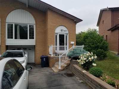 Bsmt - 357 Cherokee Blvd,  C5266347, Toronto,  for rent,