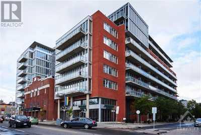 349 MCLEOD STREET UNIT#432,  1246941, Ottawa,  for rent, , Megan Razavi, Royal Lepage Team Realty Real Estate Brokerage
