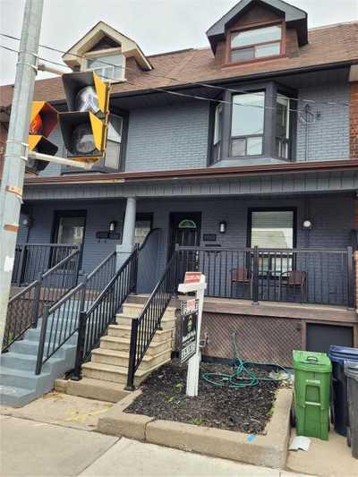 1050 Ossington Ave,  W5270646, Toronto,  for sale, , Alex  Alexandrov, HomeLife/Vision Realty Inc., Brokerage*