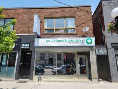 490 College St,  C5272494, Toronto,  for lease, , Navid Tajalli, City Commercial Realty Group Ltd., Brokerage*