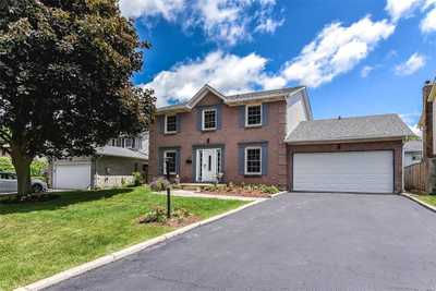 10 Charterhouse Crescent,  H4109553, Ancaster,  for sale, , William Kell, Right at Home Realty Inc., Brokerage*