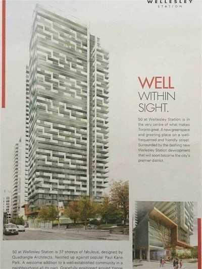 50 Wellesley St E,  C5264523, Toronto,  for rent, , Deedar Ghatehorde, WORLD CLASS REALTY POINT Brokerage  *