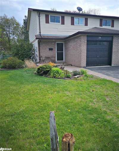 38 SCOTT Crescent,  40124628, Barrie,  for sale, , Debra Blagden, Right at Home Realty Inc., Brokerage*