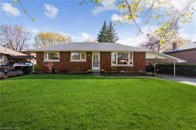 6 HAMEL Avenue,  40119162, Guelph,  for sale, , Mark Enchin, Realty Executives Plus Ltd., Brokerage *