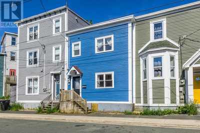 88 Bond Street,  1232179, St. John's,  for sale, , Ruby Manuel, Royal LePage Atlantic Homestead