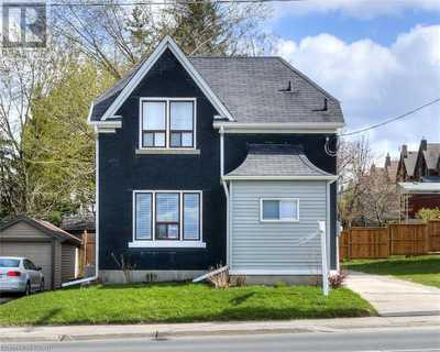 411 VICTORIA Street N,  40128791, Kitchener,  for sale, , Elias Jiryis, RE/MAX Twin City Realty Inc., Brokerage *