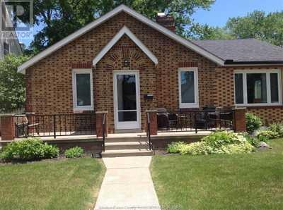 1134 GLIDDEN AVENUE,  21009986, Windsor,  for sale, , Sam Hassoun, Century 21 Request Realty - 606