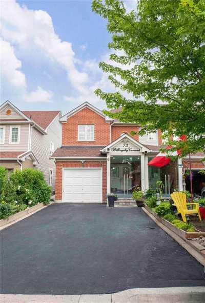 73 Billingsley Cres,  N5270851, Markham,  for sale, , Gnanendran Narasingham, RE/ON Homes Realty Inc., Brokerage*