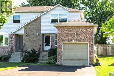 190 NITH RIVER Way,  40127853, Ayr,  for sale, , Alicia Snell, RE/MAX Twin City Realty Inc., Brokerage*
