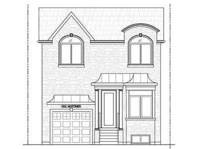 502 Mortimer Ave,  E5219440, Toronto,  for sale, , RE/MAX CROSSROADS REALTY INC. Brokerage*