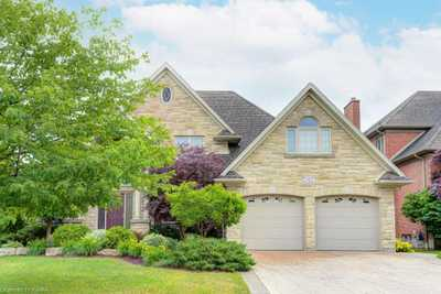 215 BLACK MAPLE Court,  40138801, Kitchener,  for sale, , Janice Fleming, Royal LePage Wolle Realty, Brokerage*