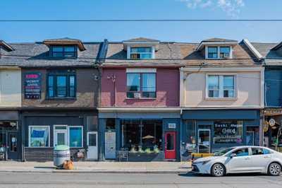 1107 Queen St E,  E5290116, Toronto,  for sale, , Hernan Berezan, Sutton Group Associates Realty Inc., Brokerage *