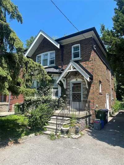 19 Elmsthorpe Ave,  C5295137, Toronto,  for sale, , Janice Watson, Sutton Group-Admiral Realty Inc., Brokerage *