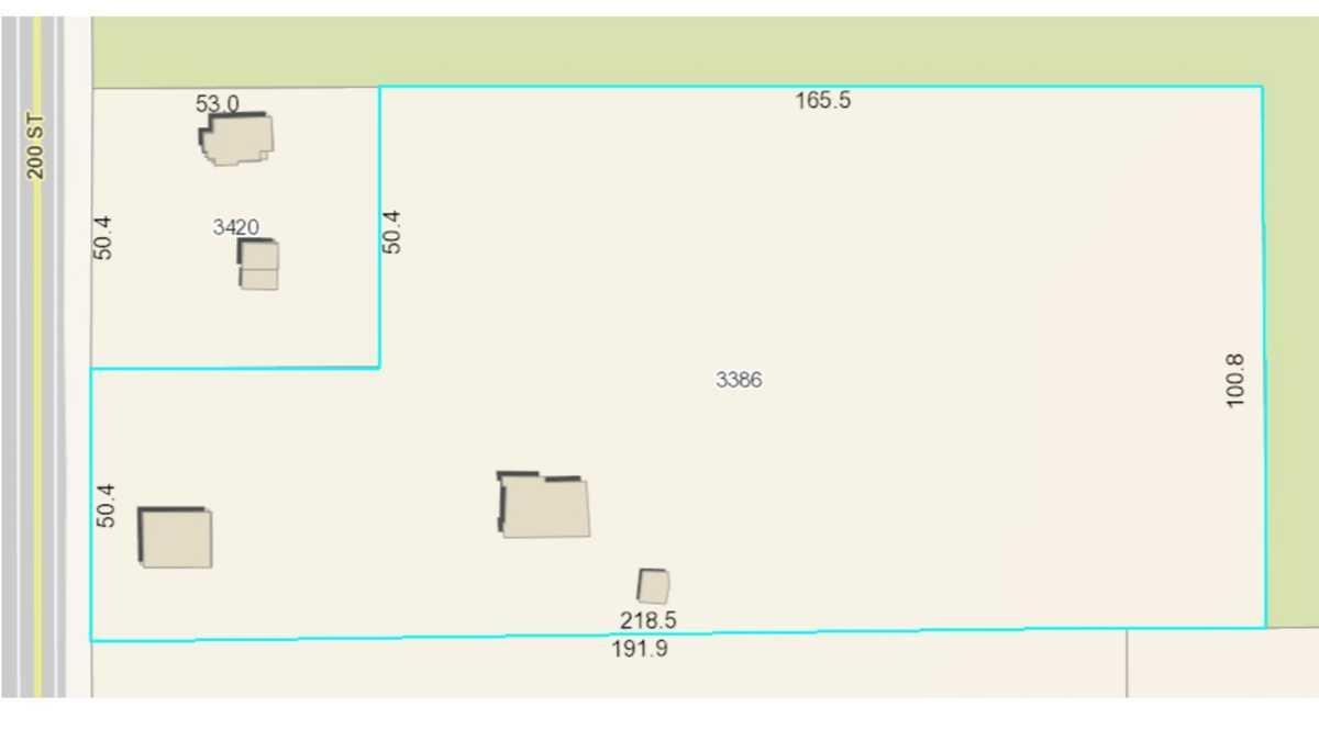 3386 200 STREET, R2539710, Image 4