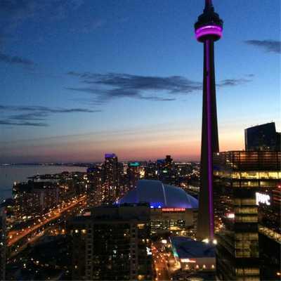4104 - 65 Bremner Blvd,  C5308924, Toronto,  for rent, , Luke Chang, Royal LePage Signature Realty, Brokerage *