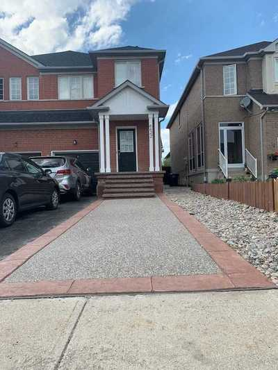 (Lower) - 6622 Songbird Cres,  W5297231, Mississauga,  for rent, , Raj Sharma, RE/MAX Realty Services Inc., Brokerage*
