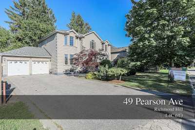 49 Pearson Ave,  N5312649, Richmond Hill,  for sale, , Parisa Torabi, InCom Office, Brokerage *