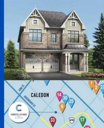 28 Royal Fern Cres,  W5204305, Caledon,  for sale, , Caressa Anglin, Dynamic Edge Realty Group Inc., Brokerage