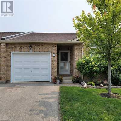 35 GREEN GATE Boulevard Unit# 35,  40144155, Cambridge,  for sale, , Julian Sheppard, RE/MAX Twin City Realty Inc., Brokerage*