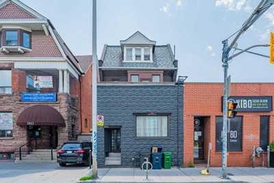 1413 Bloor St W,  C5319358, Toronto,  for sale,