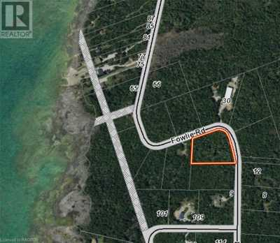 LT18 PL M-86 FOWLIE Road,  40106178, Northern Bruce Peninsula,  for sale, , DAWN-LEE  McKENZIE, RE/MAX GREY BRUCE REALTY INC