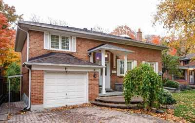 11 Buxton Rd,  W5247625, Toronto,  for sale, , Michael Borg, HomeLife/ROMANO Realty Ltd.
