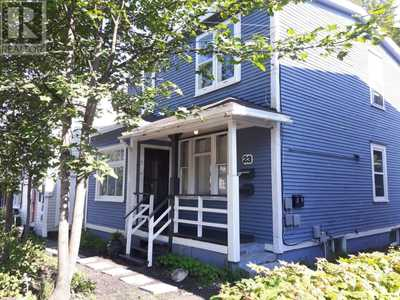 21 - 23 New Cove Road,  1230712, St. Johns,  for sale, , Ruby Manuel, Royal LePage Atlantic Homestead