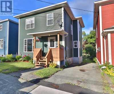 20 Raleigh Street,  1234194, St. John's,  for sale, , Ruby Manuel, Royal LePage Atlantic Homestead