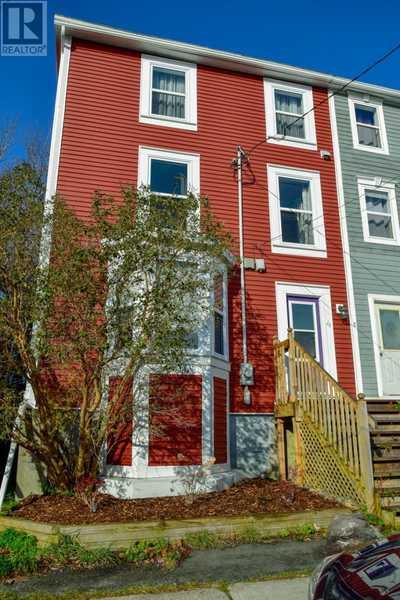 4 Cabot Street,  1234198, St. John's,  for sale, , Ruby Manuel, Royal LePage Atlantic Homestead