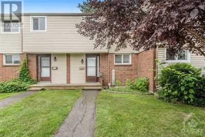 1444 PALMERSTON DRIVE UNIT#98,  1252245, Ottawa,  for sale, , Tomasz Witek, eXp Realty of Canada, Inc., Brokerage *