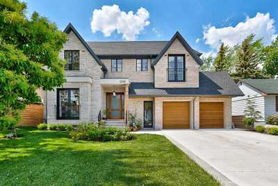 2389 Sovereign St,  W5260932, Oakville,  for sale, , Michael McCulloch, Royal LePage Real Estate Services Ltd., Brokerage*