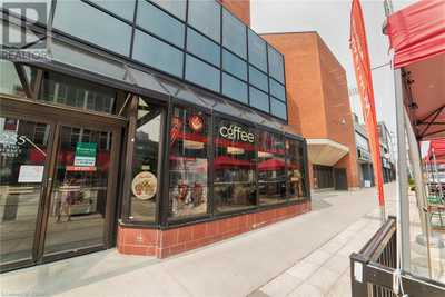 255 KING Street W Unit# 107&108,  40150466, Kitchener,  for sale, , John Finlayson, RE/MAX Twin City Realty Inc., Brokerage *