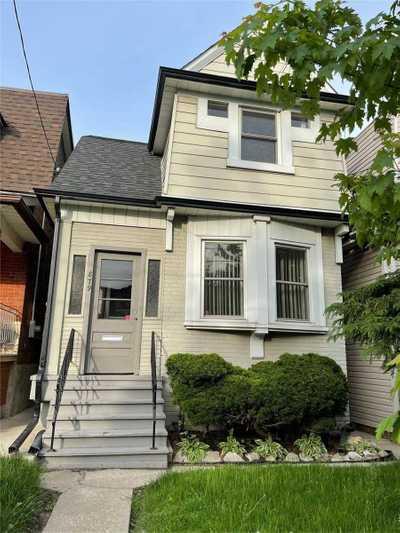 879 Lansdowne Ave,  W5332556, Toronto,  for rent, , Parisa Torabi, InCom Office, Brokerage *