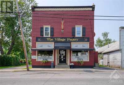 8 SPENCER STREET,  1256399, Spencerville,  for sale, , Ted Wilson, ROYAL LEPAGE TEAM REALTY