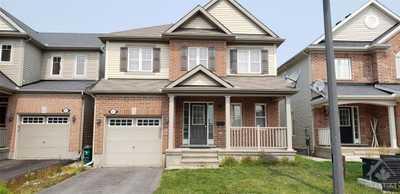 3225 RIVER ROCK Avenue,  1256727, Ottawa,  for rent, , Bimal Vyas, Right at Home Realty Inc., Brokerage*