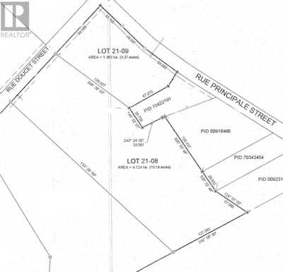 Lot 21-09 Doucet,  M136907, Memramcook,  for sale, , Mike Power, Power Team, Creativ Realty