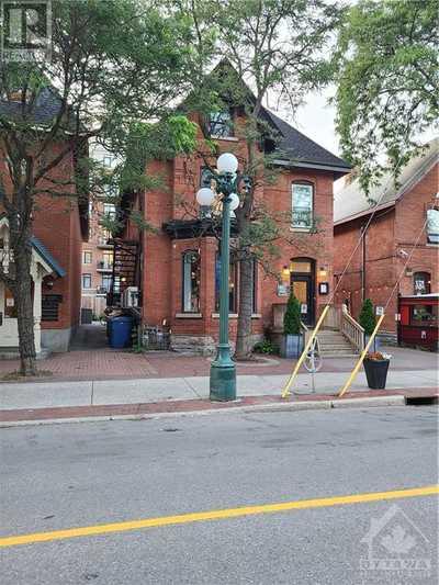327 SOMERSET STREET W,  1257089, Ottawa,  for sale, , Michel Dagher, Coldwell Banker Sarazen Realty, Brokerage*