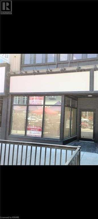 273 KING Street W Unit# MAIN,  40153958, Kitchener,  for lease, , Trius Realty Inc, Brokerage