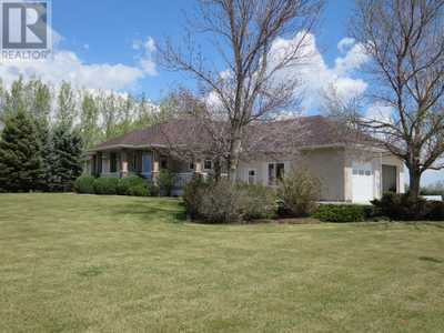 100009 Range Road 163,  A1111079, Taber,  for sale, , Ormston Realty Group at Real Broker