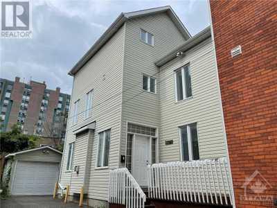 116 CAMBRIDGE STREET UNIT#B,  1257860, Ottawa,  for rent, , Marta B. Restrepo, FIRST CHOICE REALTY ONTARIO LTD., BROKERAGE*