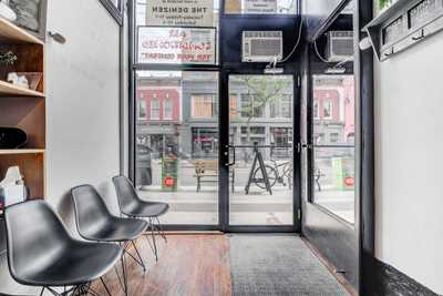 486.5 Queen St W,  C5354036, Toronto,  for lease, , Navid Tajalli, City Commercial Realty Group Ltd., Brokerage*