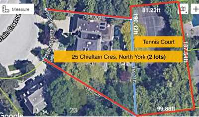 25 Chieftain Cres,  C5325963, Toronto,  for sale,
