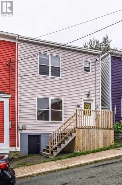 55 Brazil Street,  1236652, St. John's,  for sale, , Jillian Hammond, RE/MAX Realty Specialists Limited